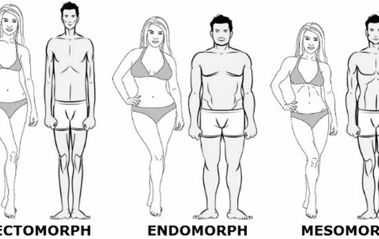 v cut tipi 5 550x348 - Hangi Vücut Tipine Sahipsiniz | Ektomorf, Endomorf veya Mezomorf